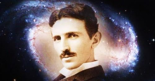 Lik Nikola Tesla u Univerzumu